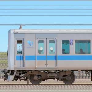 小田急3000形(1次車)3253×6(山側)