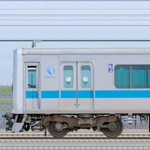 小田急3000形(2次車)3255×6(山側)