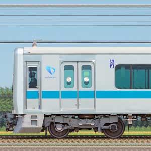 小田急3000形3274×6(山側)