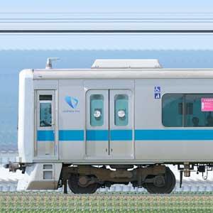 小田急1000形1057×4+3000形3263×6(海側)