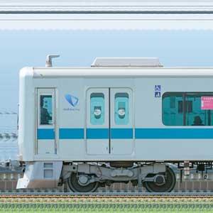 小田急3000形3274×6(海側)