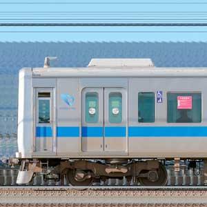小田急3000形(1次車)3253×6(海側)