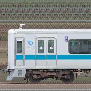 小田急3000形3651×8(山側)