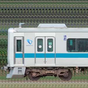 小田急3000形3651×8(海側)