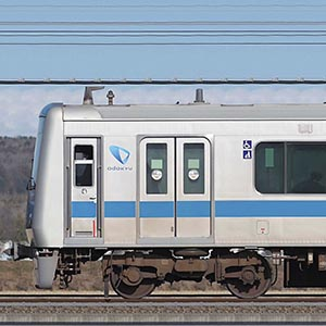 小田急4000形(1次車)4057×10(山側)