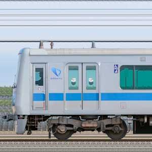 小田急4000形(3次車)4064×10(山側)