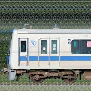 小田急4000形(1次車)4057×10(海側)