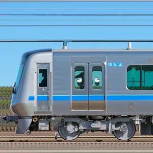 小田急5000形5051×10(山側)