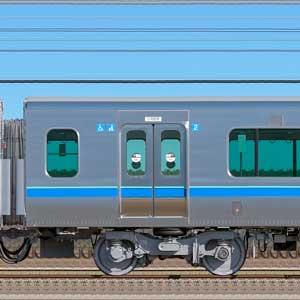 小田急5000形デハ5401