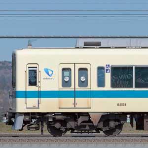 小田急8000形8251×6(山側)