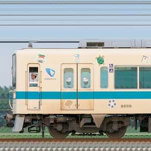 小田急8000形8255×6「江ノ島線開業90周年トレイン」(山側)