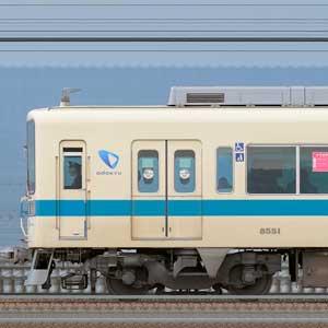 小田急8000形8251×6(海側)