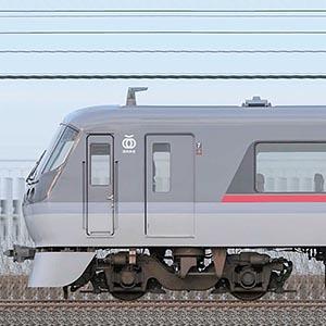西武10000系「ニューレッドアロー」10101編成(2位側)