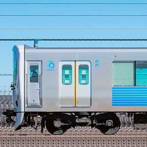 西武30000系(6次車)38814編成(2位側)