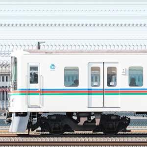 西武4000系4007編成+4013編成(2位側)