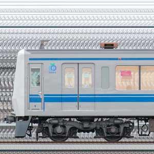 西武6000系6154編成(1位側)