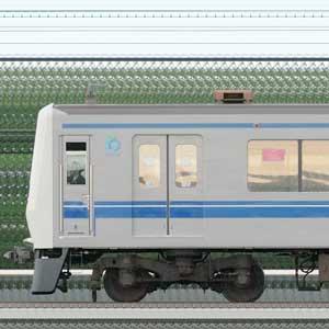 西武6000系6157編成(PMSM搭載/1位側)