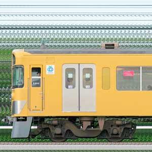 西武9000系9102編成(1位側)