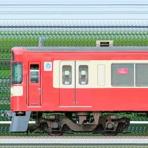 西武9000系9103編成「RED LUCKY TRAIN」(1位側)