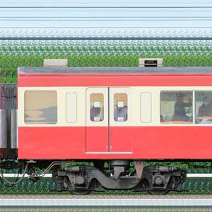 西武9000系「RED LUCKY TRAIN」サハ9703