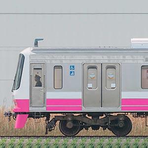 新京成8900形8918編成(集電装置交換後・海側)