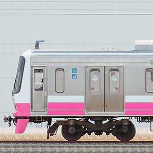 新京成8900形8918編成(海側)