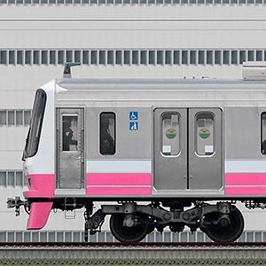 新京成8900形8928編成(海側)