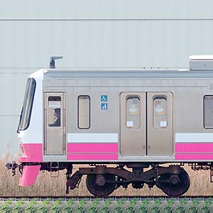 新京成8900形8938編成(海側)