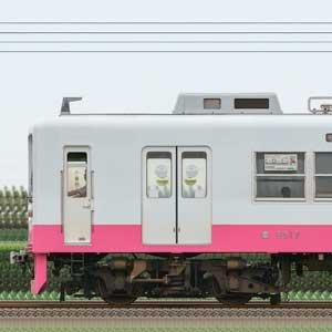 新京成8000形8518編成(ジェントルピンク・山側)