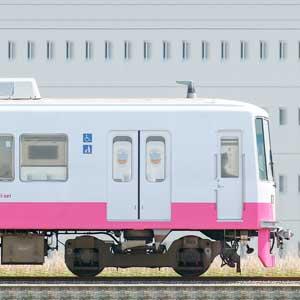 新京成8800形クハ8803-1(機器更新車)