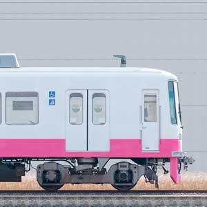 新京成8800形クハ8807-1(床下機器更新・内装リニューアル車)