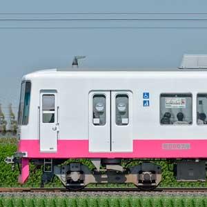 新京成8800形8807編成(機器更新・内装リニューアル車/山側)