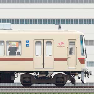 新京成8800形クハ8810-1(旧塗装)