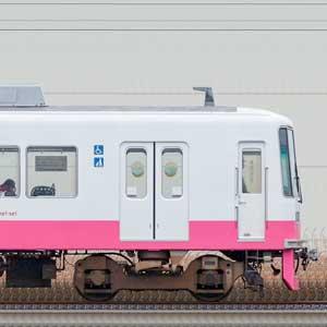 新京成8800形クハ8810-1(床下機器更新・内装リニューアル車)