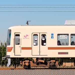 新京成8800形8810編成(旧塗装・山側)