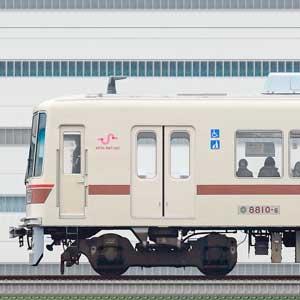 新京成8800形クハ8810-6(旧塗装)