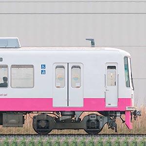 新京成8800形クハ8816-1(床下機器更新・内装リニューアル後)