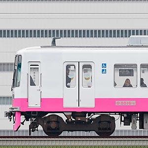新京成8800形クハ8816-6