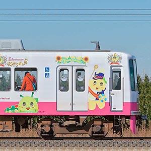 新京成8800形クハ8816-6「ふなっしートレイン」