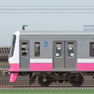 新京成8900形8918編成(集電装置交換後・山側)