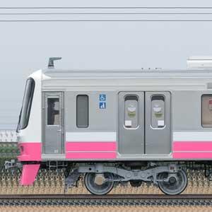 新京成8900形8928編成(集電装置・補助電源装置交換後/山側)