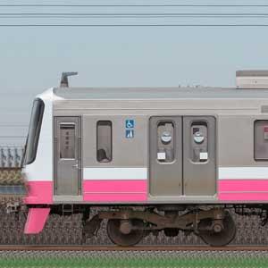新京成8900形8938編成(山側)
