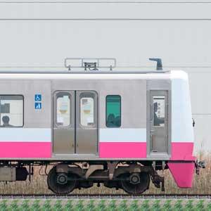 新京成N800形N831(ジェントルピンク)