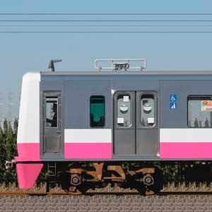 新京成N800形N838編成(ジェントルピンク・山側)