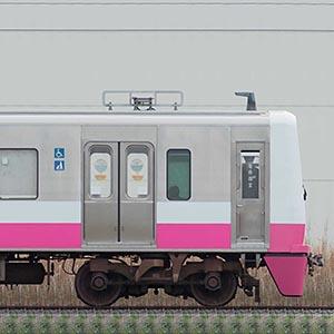 新京成N800形N811(ジェントルピンク)