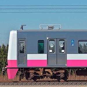 新京成N800形N818編成(ジェントルピンク・山側)