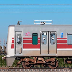 新京成N800形N818編成(マルーン・山側)