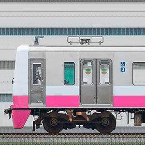 新京成N800形N828編成(海側)