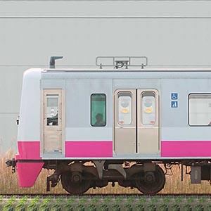 新京成N800形N858編成(海側)