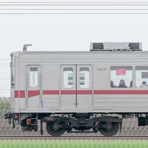 東武10030型11031編成(山側)